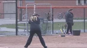 Buffalo State softball making SUNYAC playoffpush